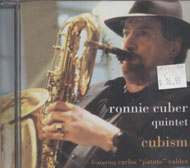 Ronnie Cuber Quintet CD