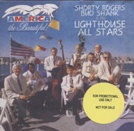 Shorty Rogers, Bud Shank & the Lighthouse All Stars CD