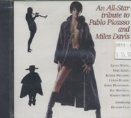An All-Star Tribute to Pablo Picasso and Miles Davis CD