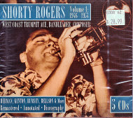 Shorty Rogers CD