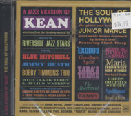"A Jazz Version Of ""Kean"" / The Soul Of Hollywood CD"