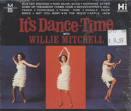 Willie Mitchell CD