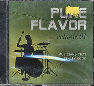 Torani Pure Flavor: Volume 01 CD