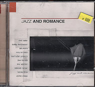 Jazz And Romance CD