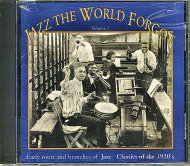 Jazz The World Forgot CD