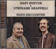 Gary Burton & Stehpanie Grappelli CD