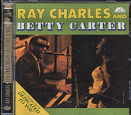 Ray Charles & Betty Carter CD