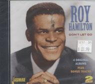 Roy Hamilton CD