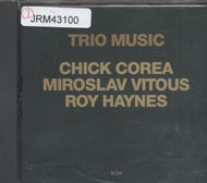 Chick Corea / Miroslav Vitous / Roy Haynes CD