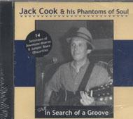 Jack Cook & His Phantoms Of Soul CD