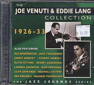 The Joe Venuti & Eddie Lang Collection CD
