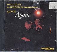Paul Bley & Jesper Lundgaard CD