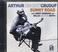 Arthur Crudup CD