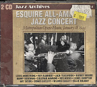 Esquire All-American Jazz Concert CD