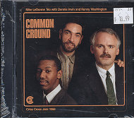 Mike LeDonne Trio CD
