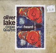 Oliver Lake Organ Quartet CD