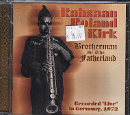 Rahsaan Roland Kirk CD