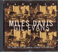 Miles Davis & Gill Evans CD