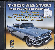 V-Disc All Stars: Mostly Instrumentals, Part One CD