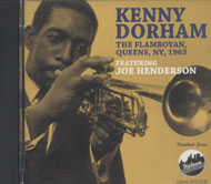 Kenny Dorham Featuring Joe Henderson CD