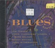 Blues Around The Clock CD