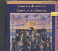 Wade In The Water Volume IV: African American Spirituals: The Concert Tradition CD