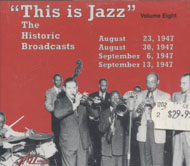 This Is Jazz Volume Eight (1947) CD