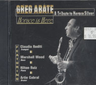 Greg Abate CD