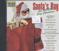 Santa's Bag: An All-Star Jazz Christmas CD