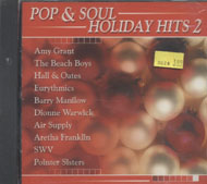 Pop & Soul: Holiday Hits 2 CD