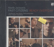 Keefe Jackson's Fast Citizens CD