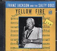 Franz Jackson & The Salty Dogs CD