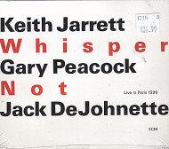 Keith Jarrett / Gary Peacock / Jack DeJohnette CD