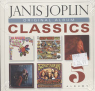 Janis Joplin CD