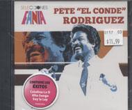 """Pete """"El Conde"""" Rodriguez CD"""