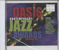 Oasis Contemporary Jazz Awards CD