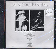 Les McCann & Eddie Harris CD