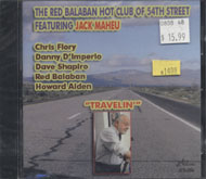 The Red Balaban Hot Club of 54th Street CD