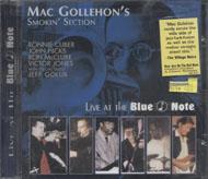 Mac Gollehon's Smokin' Section CD