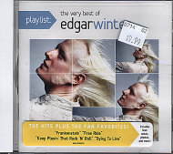 The Very Best of Edgar Winter CD
