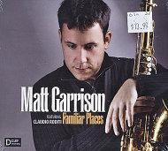 Matt Garrison CD