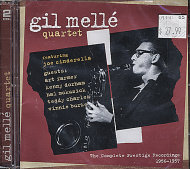 Gil Melle Quartet CD