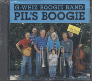 G-Whiz Boogie Band CD