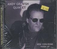 Andy Gravish Quintet CD