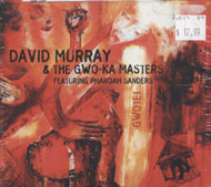David Murray & The Gwo-Ka Masters CD