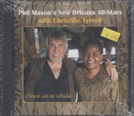 Phil Mason's New Orleans All-Stars CD