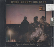 David Murray Big Band CD