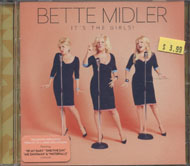 Bette Midler CD