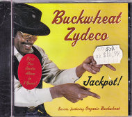 Buckwheat Zydeco CD