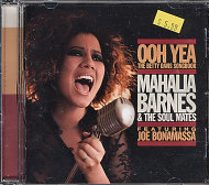 Mahalia Barnes & The Soul Mates CD